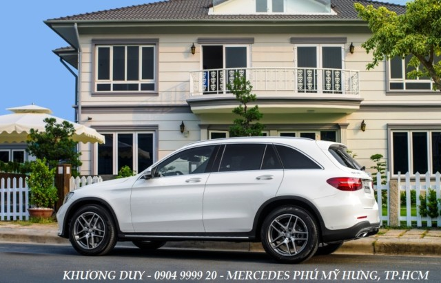 Mercedes GLC 300 4MATIC 2019